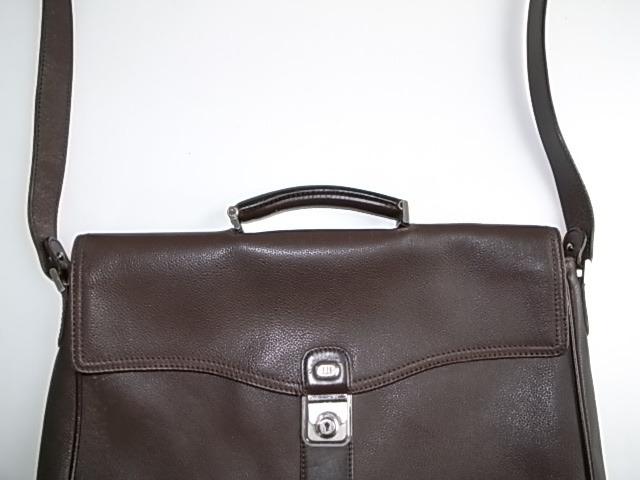修理したダンヒルの鞄