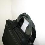 TUMIの鞄の持ち手修理