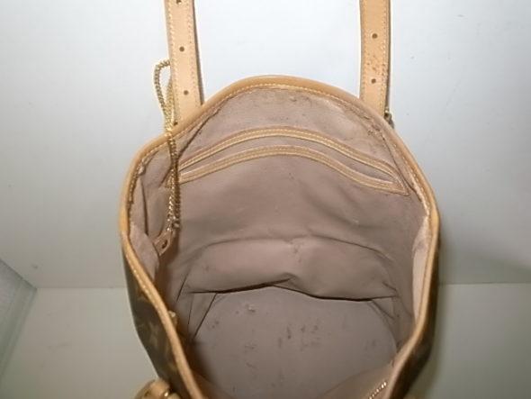 ヴィトンのバッグの内張り修理