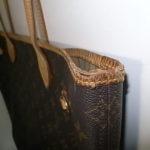 ヴィトン ネヴァーフルのバッグ修理