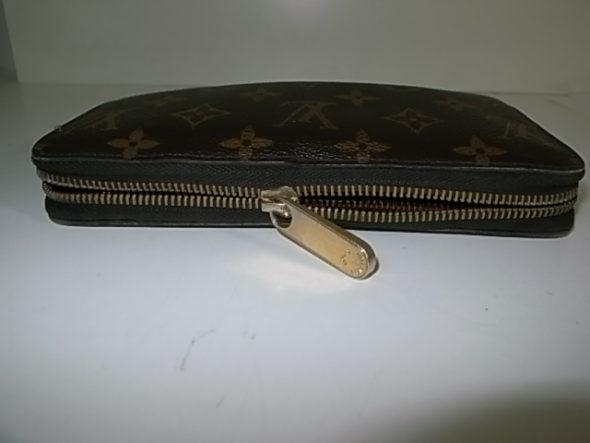 ヴィトン財布のファスナー修理
