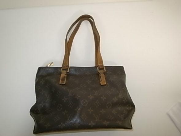 ヴィトンのバッグの持ち手修理