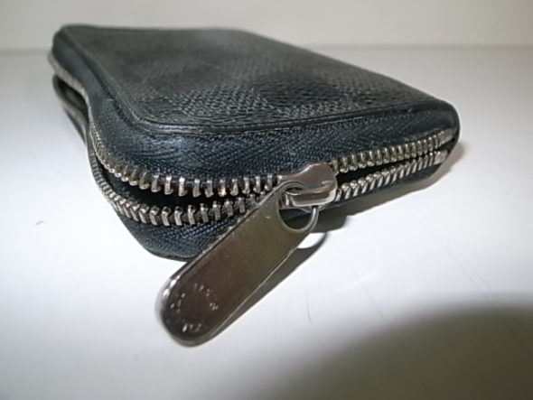 ルイヴィトンの財布のファスナー修理