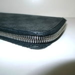 ルイヴィトン財布のファスナー修理前