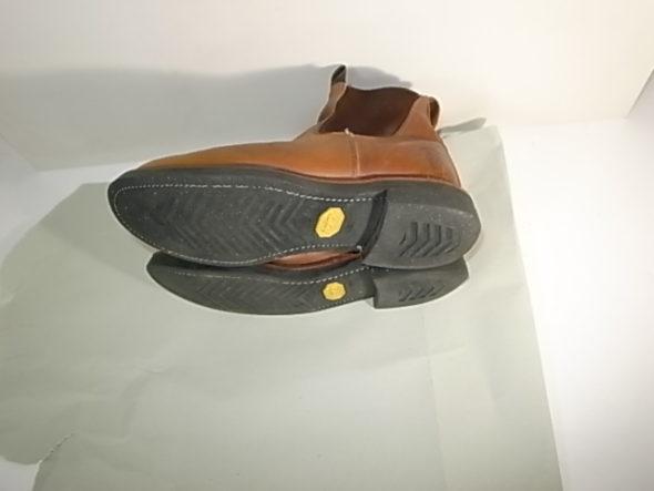 ブーツのソール修理