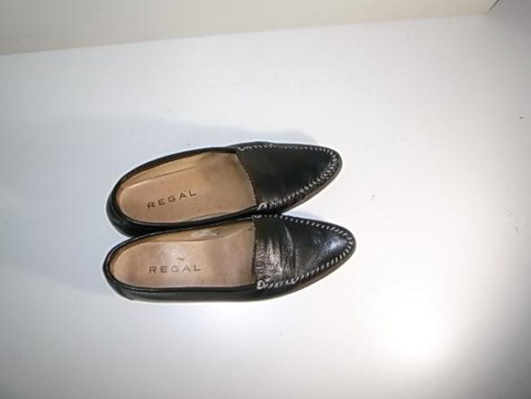 靴のかかと修理