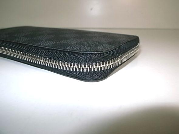 ルイヴィトン財布のファスナー修理後