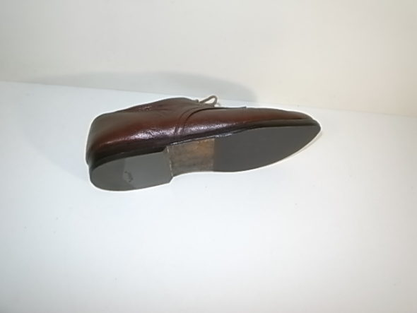 靴のソール修理-作業後