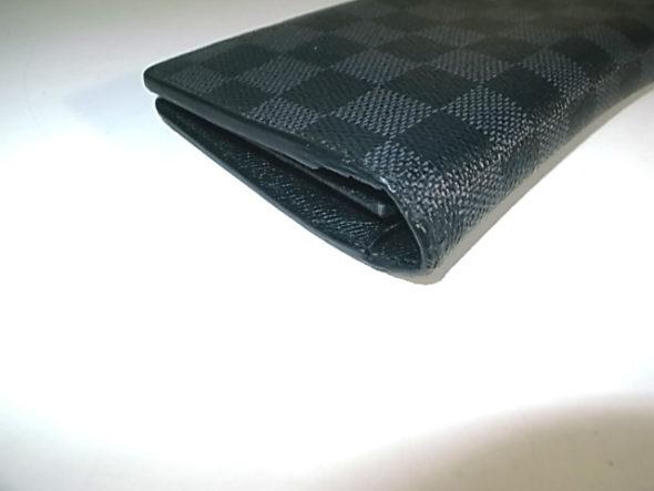 ルイヴィトンの財布修理-after