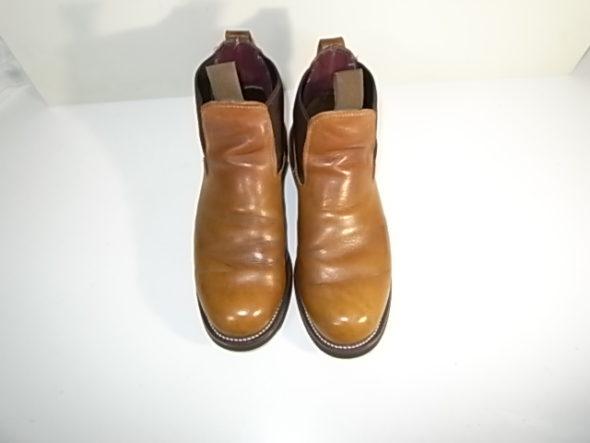 チペワのブーツ修理