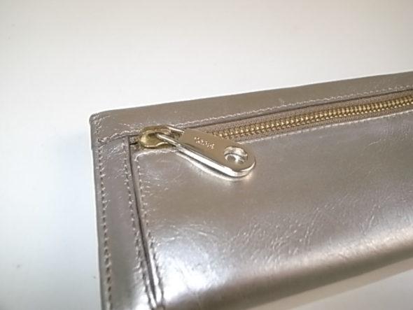 財布のファスナー修理