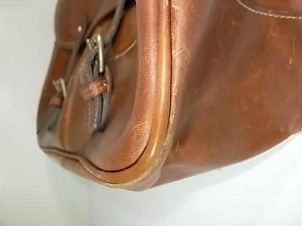 鞄のパイピング修理-作業後