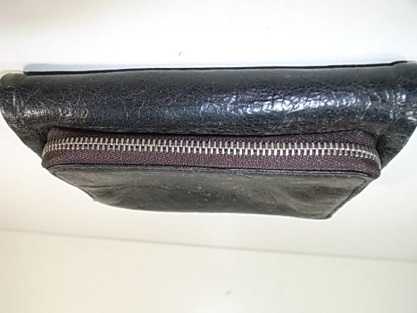 財布のファスナー修理後