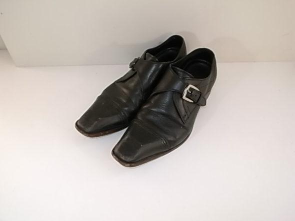 靴のクリーニング