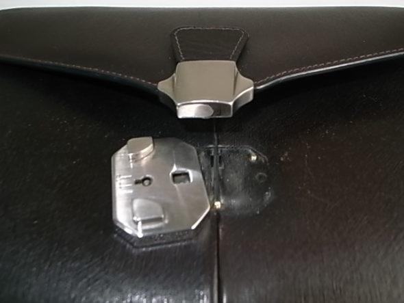 ダンヒルの鞄修理 - 作業前