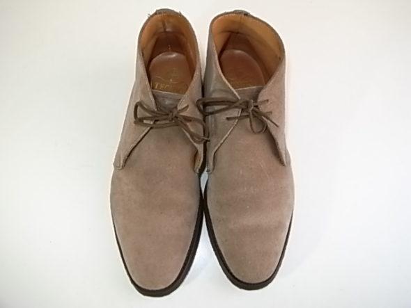 靴のカビ取りクリーニング後