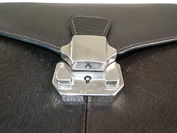 ダンヒルの鞄修理 - 作業後