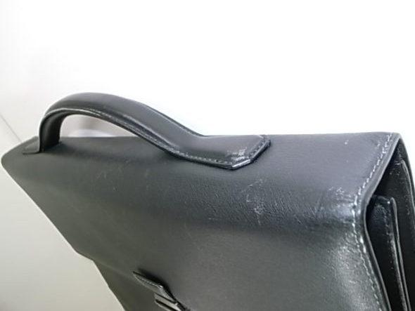 ダンヒル鞄の持ち手修理後