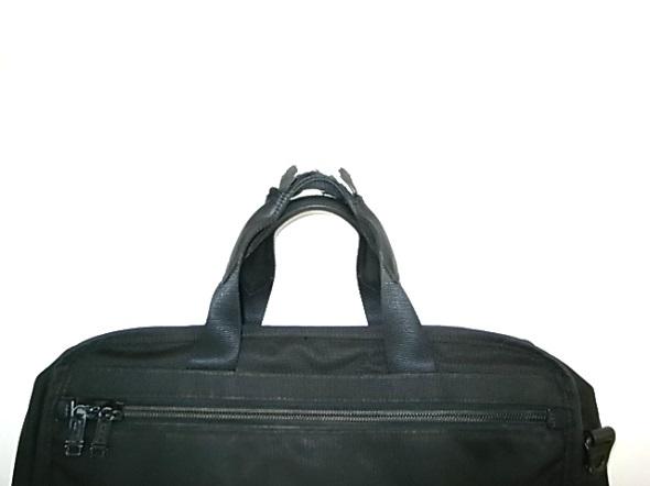 TUMIの鞄の持ち手