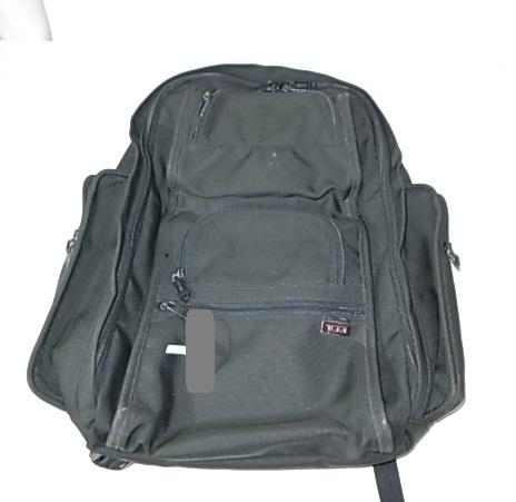 TUMIのバックパック