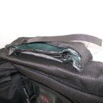 TUMIのボストンバッグ