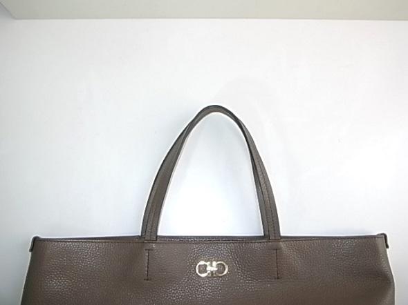 綺麗になったフェラガモのバッグ
