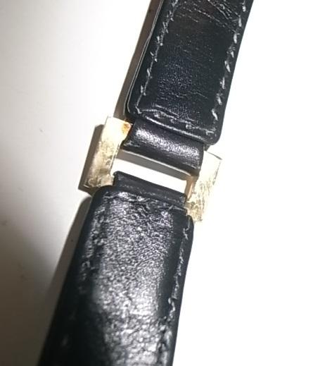 バッグの修理箇所