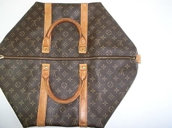 修理したヴィトンのバッグ