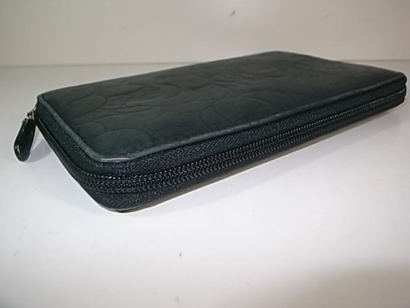 シャネル財布のファスナー交換