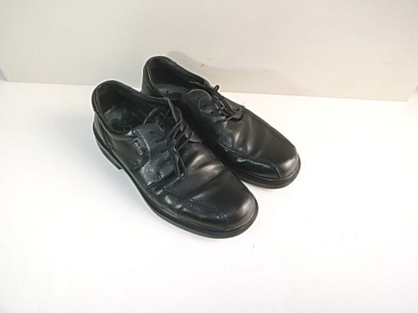 靴の汚れ落としクリーニング