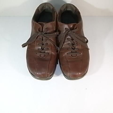 革靴の汚れとスレ