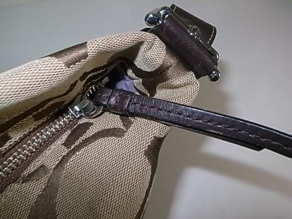 オリジナルの引き手の革