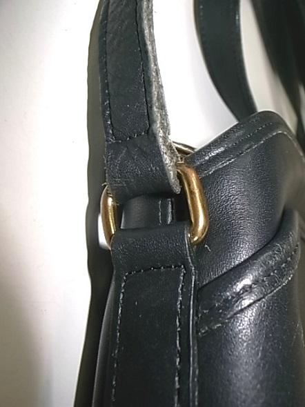 ショルダーバッグの付け根修理