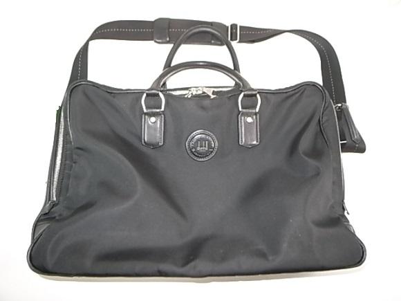ダンヒルのナイロン鞄
