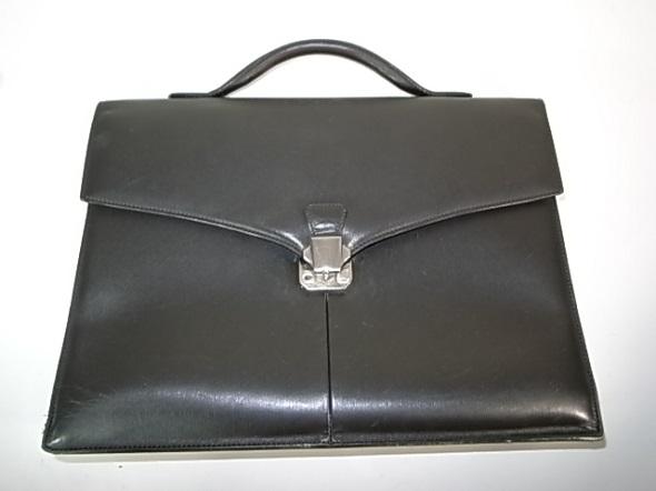 ダンヒルのビジネス用鞄