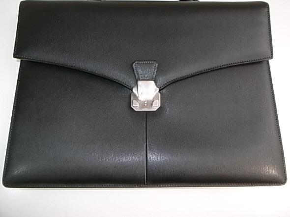 ダンヒルの鞄修理後