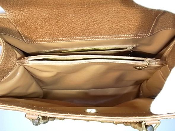 バッグの内張交換