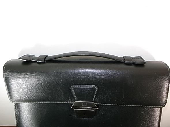 ハンドル修理後の鞄
