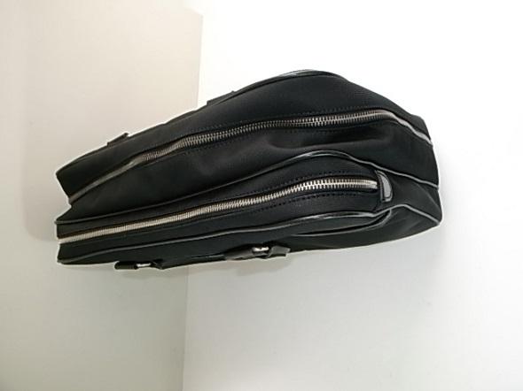 ファスナー修理したバッグ