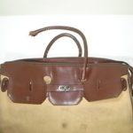 旅行鞄の持ち手修理