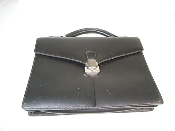 ダンヒルのビジネス鞄