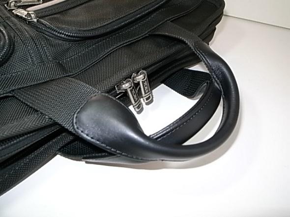 鞄のハンドル革交換