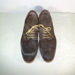 スエード靴のカビ