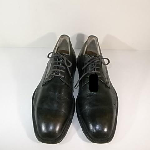 ハッシュパピーの革靴