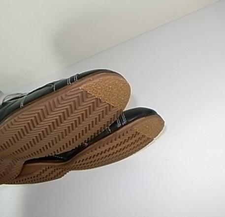 靴のつま先のラバー修理