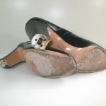 フェラガモの靴修理