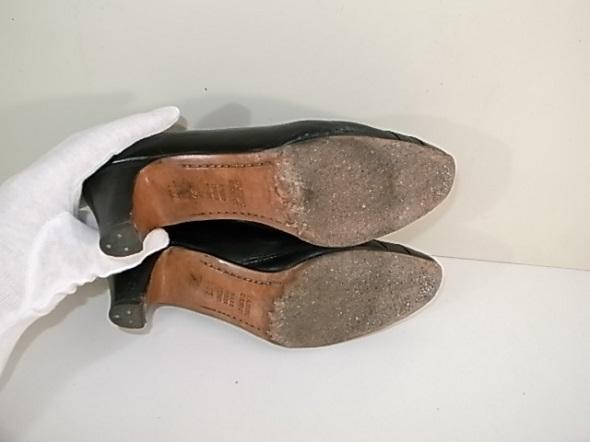 靴のソール擦り減り