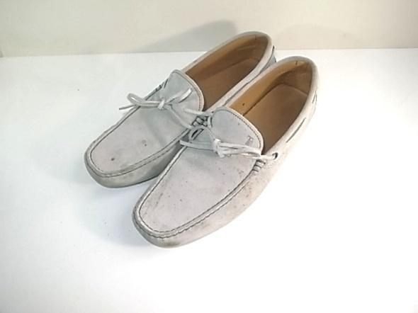 TOD'Sのスエード靴
