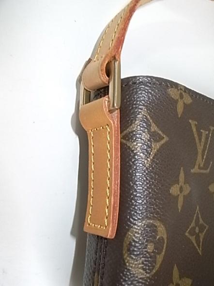 ヴィトン用の新しいヌメ革