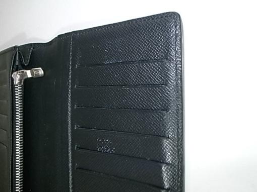 財布のカード入れ修理